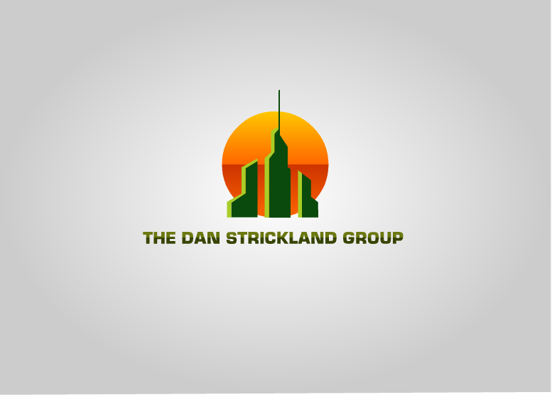 Logo Design by Tathastu Sharma - Entry No. 230 in the Logo Design Contest Creative Logo Design for The Dan Strickland Group.