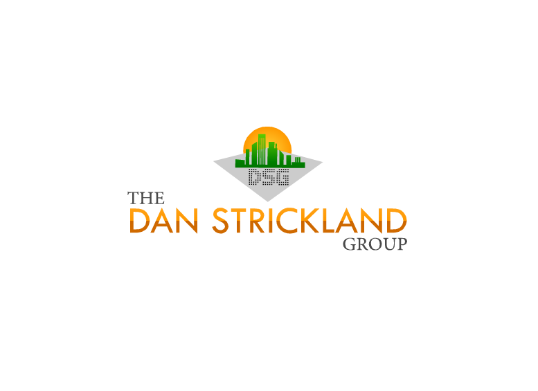 Logo Design by Tathastu Sharma - Entry No. 231 in the Logo Design Contest Creative Logo Design for The Dan Strickland Group.