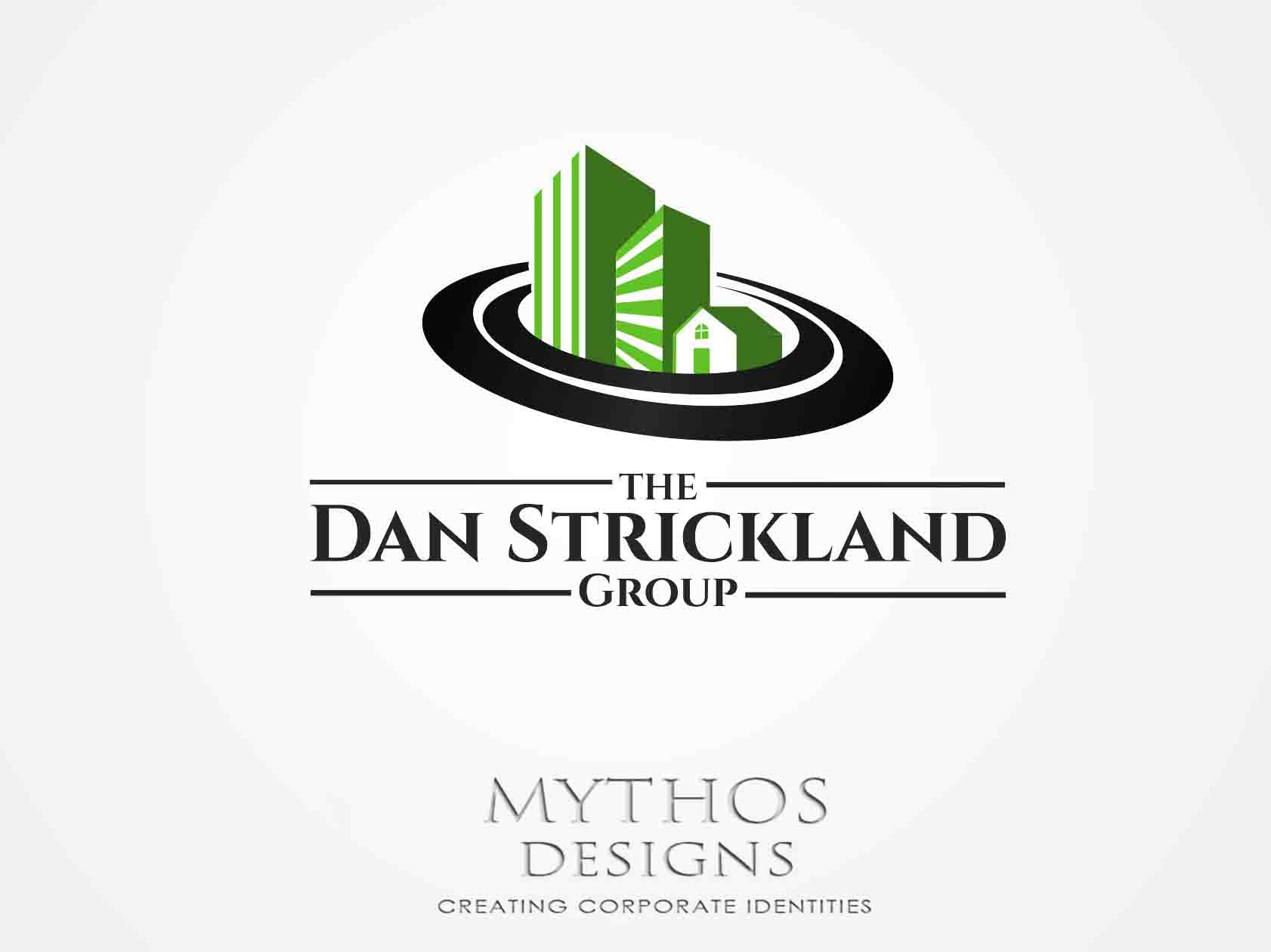 Logo Design by Mythos Designs - Entry No. 232 in the Logo Design Contest Creative Logo Design for The Dan Strickland Group.