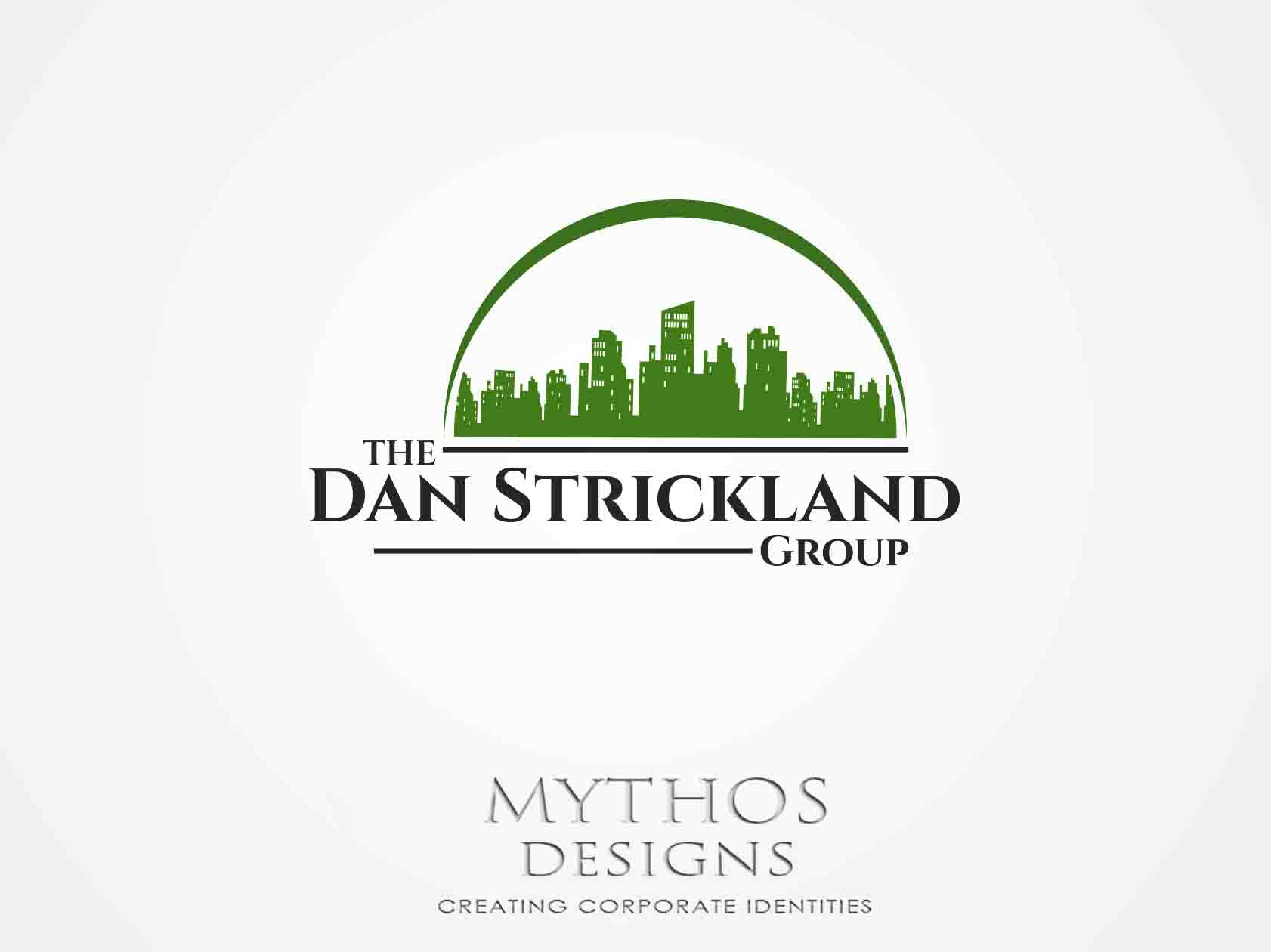 Logo Design by Mythos Designs - Entry No. 233 in the Logo Design Contest Creative Logo Design for The Dan Strickland Group.