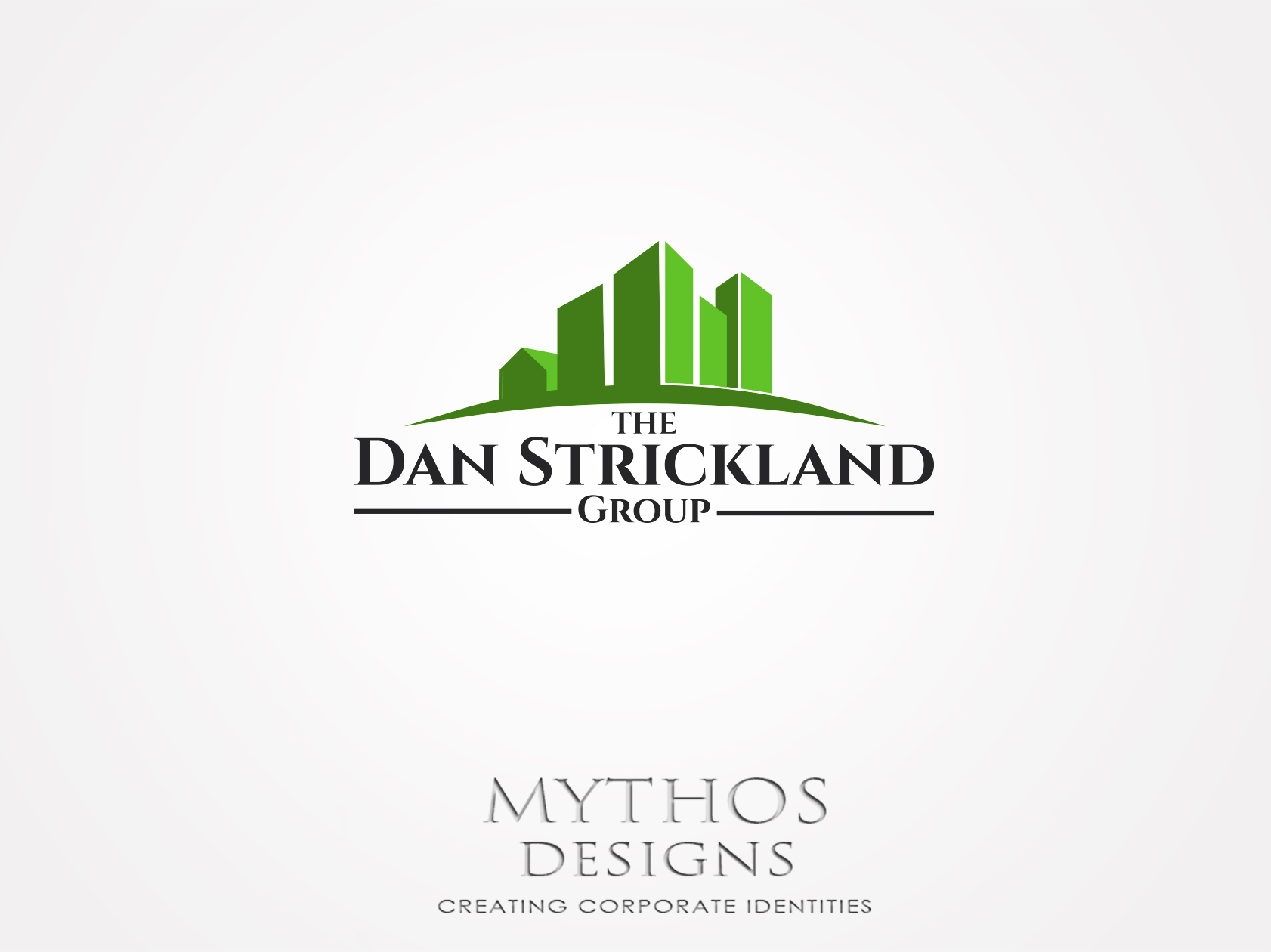 Logo Design by Mythos Designs - Entry No. 242 in the Logo Design Contest Creative Logo Design for The Dan Strickland Group.