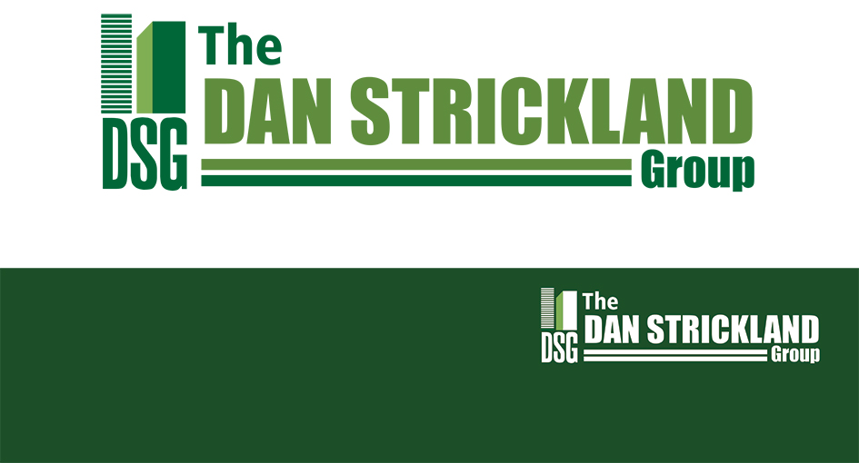 Logo Design by Mohamed Sheikh - Entry No. 244 in the Logo Design Contest Creative Logo Design for The Dan Strickland Group.