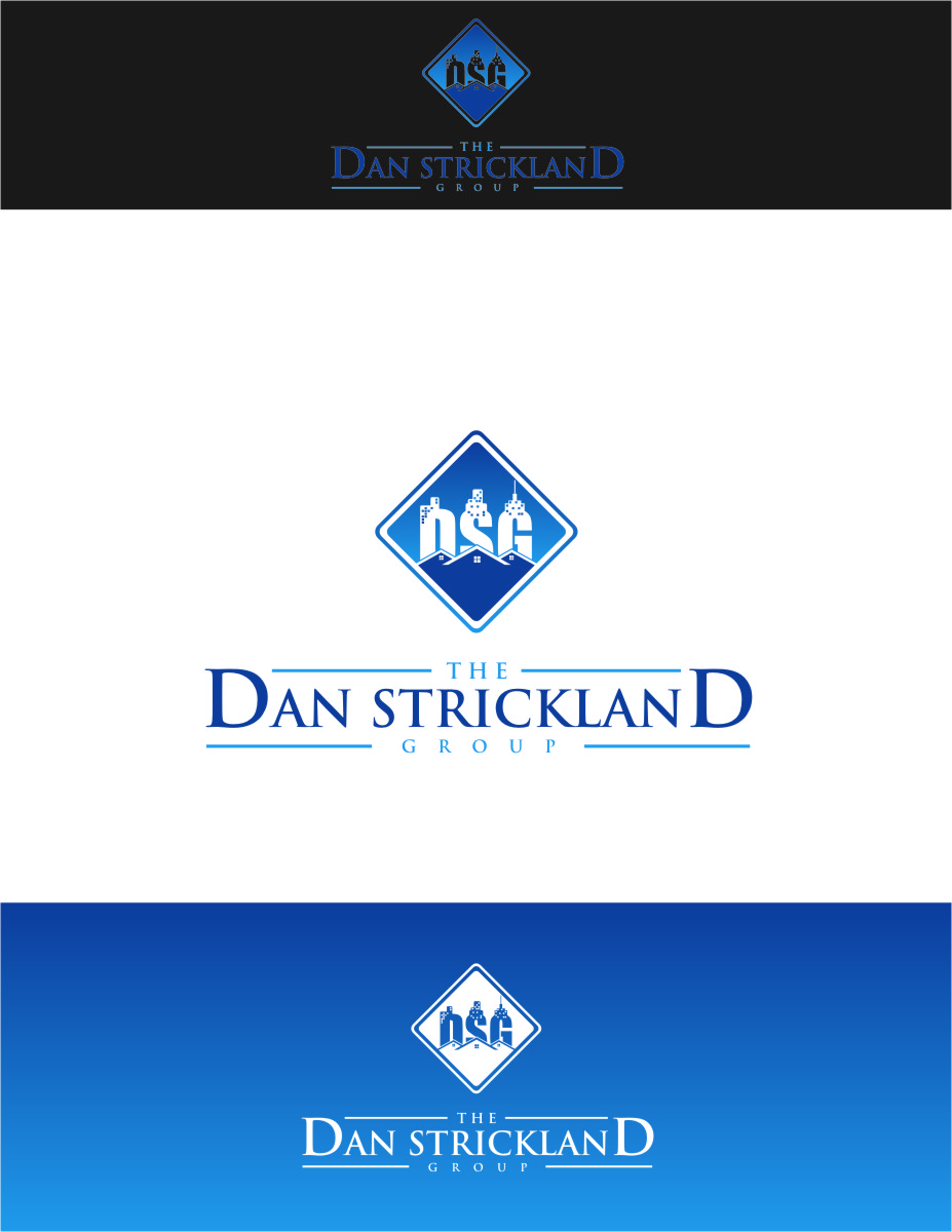 Logo Design by RoSyid Rono-Rene On Java - Entry No. 245 in the Logo Design Contest Creative Logo Design for The Dan Strickland Group.