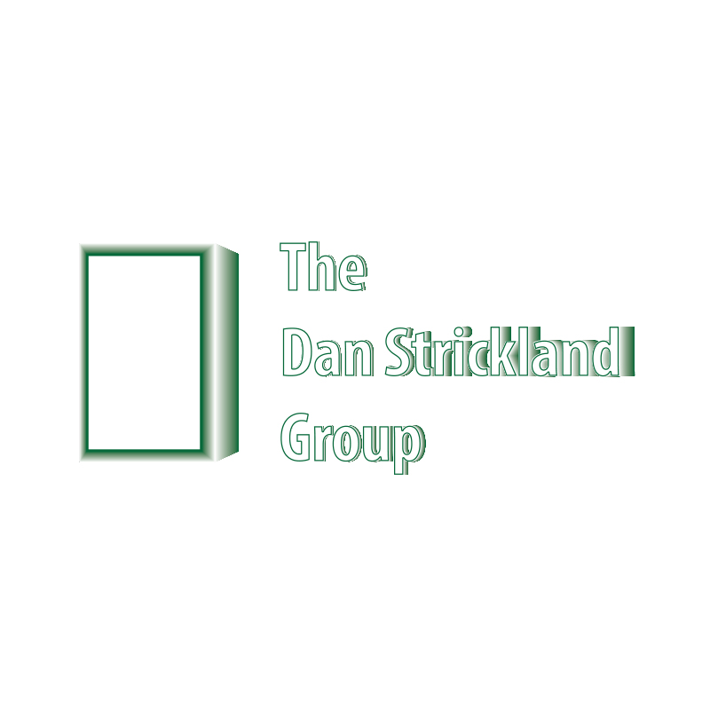 Logo Design by Adrian Bud - Entry No. 246 in the Logo Design Contest Creative Logo Design for The Dan Strickland Group.