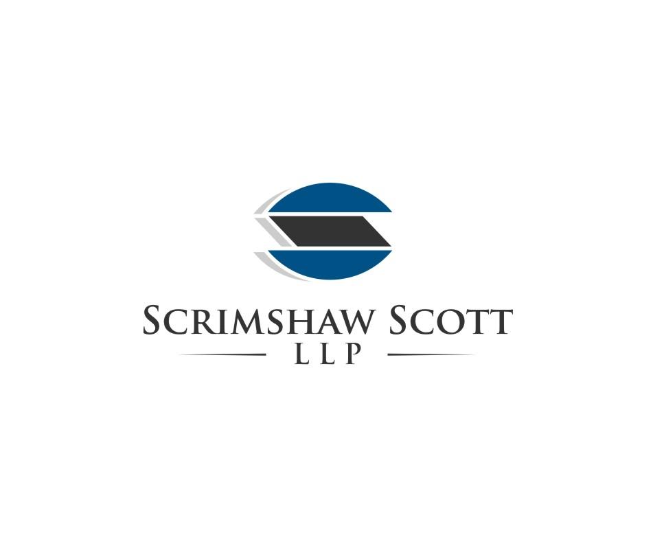 Logo Design by untung - Entry No. 28 in the Logo Design Contest Creative Logo Design for Scrimshaw Scott LLP.