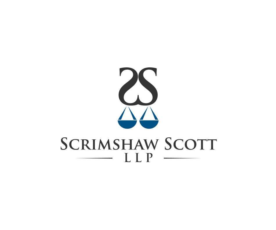 Logo Design by untung - Entry No. 30 in the Logo Design Contest Creative Logo Design for Scrimshaw Scott LLP.