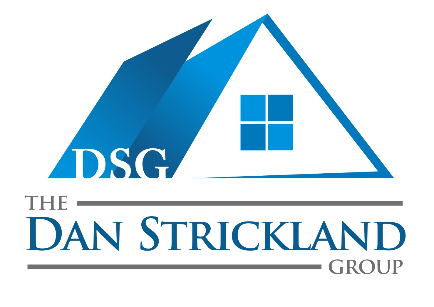 Logo Design by Arief Zuhud Romdhon - Entry No. 256 in the Logo Design Contest Creative Logo Design for The Dan Strickland Group.