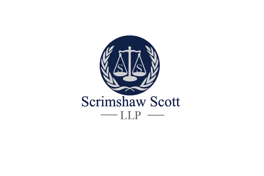 Logo Design by Private User - Entry No. 33 in the Logo Design Contest Creative Logo Design for Scrimshaw Scott LLP.