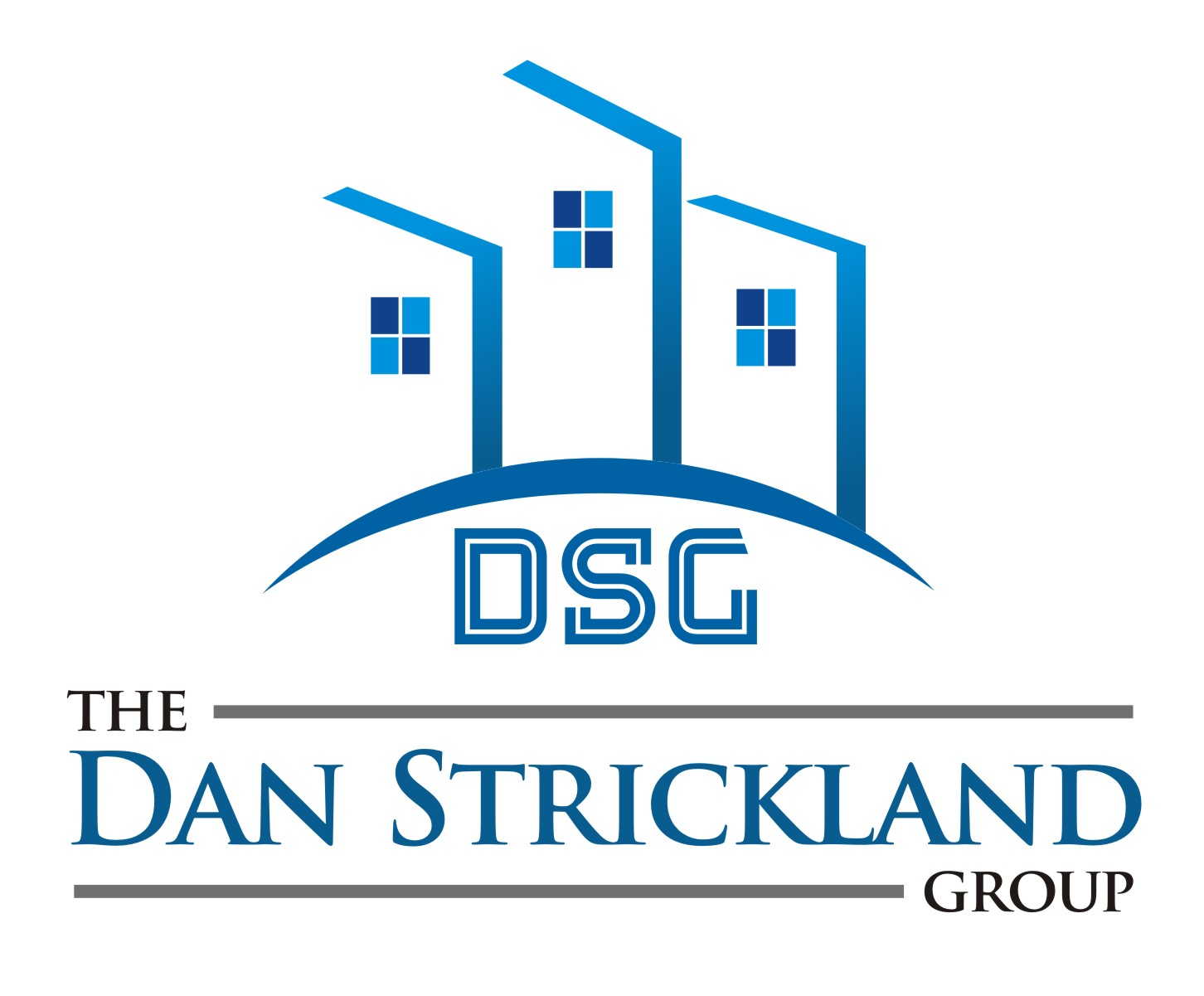 Logo Design by Arief Zuhud Romdhon - Entry No. 264 in the Logo Design Contest Creative Logo Design for The Dan Strickland Group.