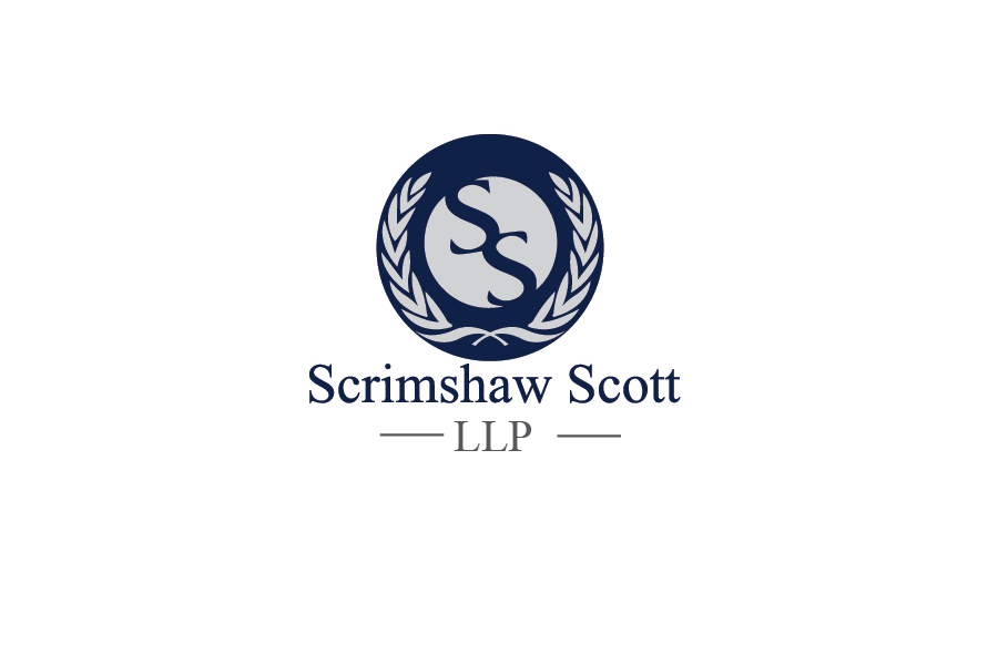 Logo Design by Private User - Entry No. 34 in the Logo Design Contest Creative Logo Design for Scrimshaw Scott LLP.