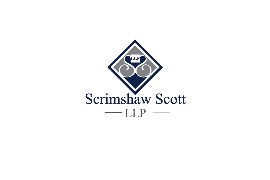 Logo Design by Private User - Entry No. 37 in the Logo Design Contest Creative Logo Design for Scrimshaw Scott LLP.