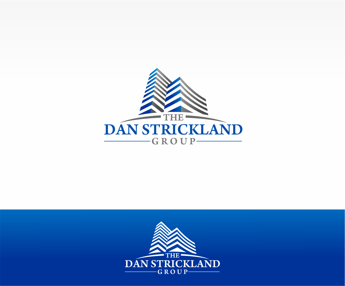 Logo Design by haidu - Entry No. 273 in the Logo Design Contest Creative Logo Design for The Dan Strickland Group.