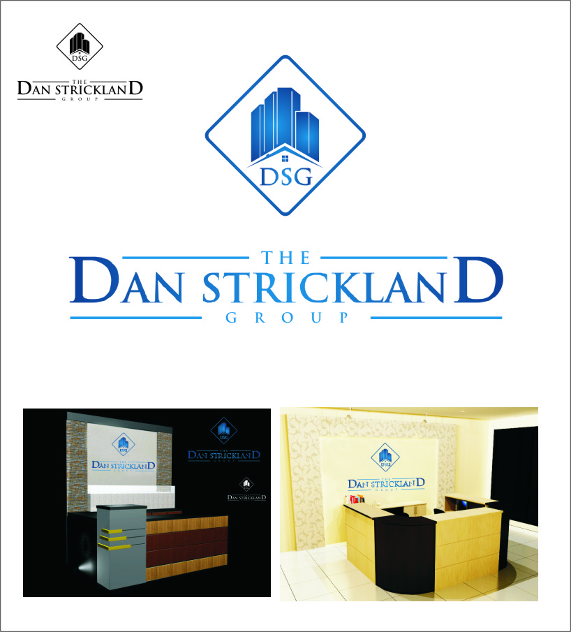 Logo Design by RasYa Muhammad Athaya - Entry No. 277 in the Logo Design Contest Creative Logo Design for The Dan Strickland Group.