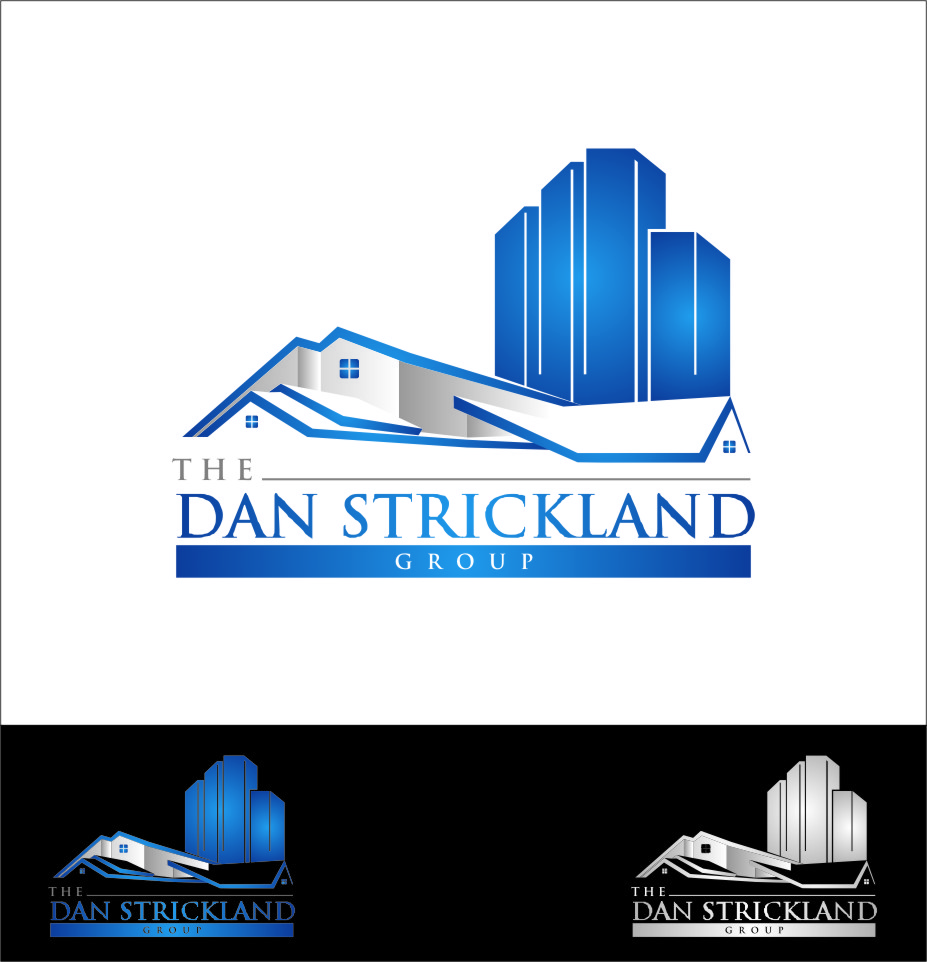 Logo Design by Ngepet_art - Entry No. 279 in the Logo Design Contest Creative Logo Design for The Dan Strickland Group.