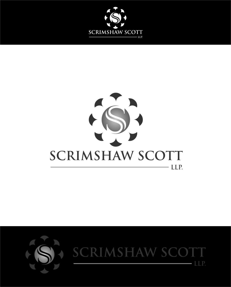 Logo Design by Ngepet_art - Entry No. 39 in the Logo Design Contest Creative Logo Design for Scrimshaw Scott LLP.