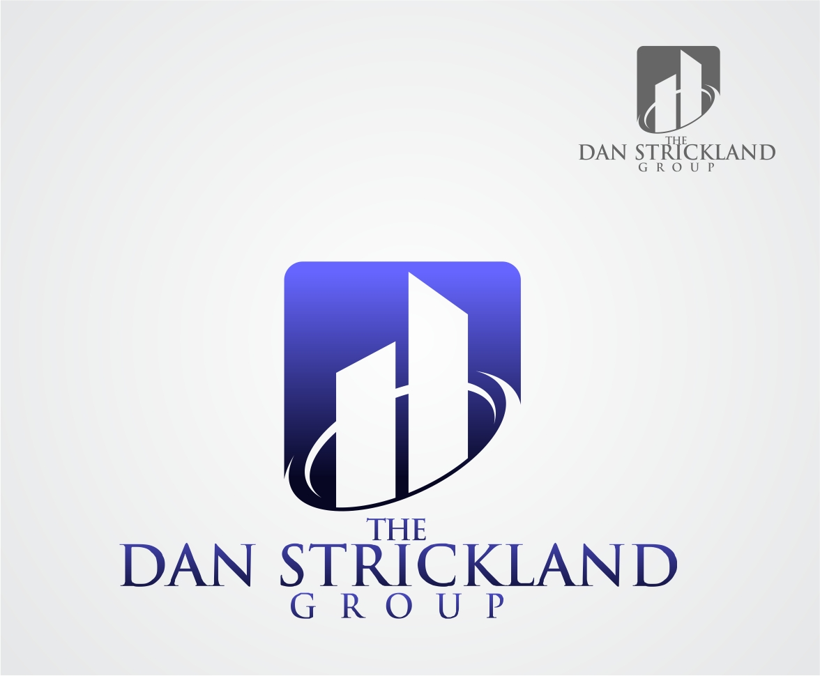Logo Design by Reivan Ferdinan - Entry No. 290 in the Logo Design Contest Creative Logo Design for The Dan Strickland Group.