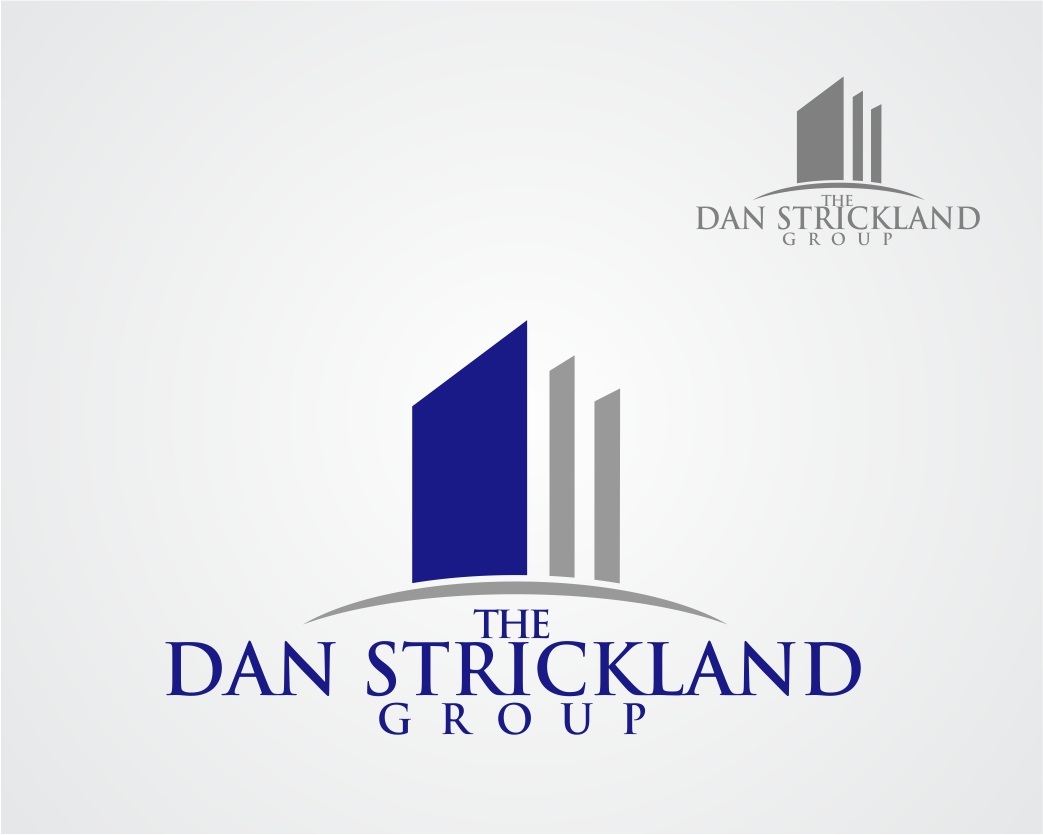 Logo Design by Reivan Ferdinan - Entry No. 291 in the Logo Design Contest Creative Logo Design for The Dan Strickland Group.