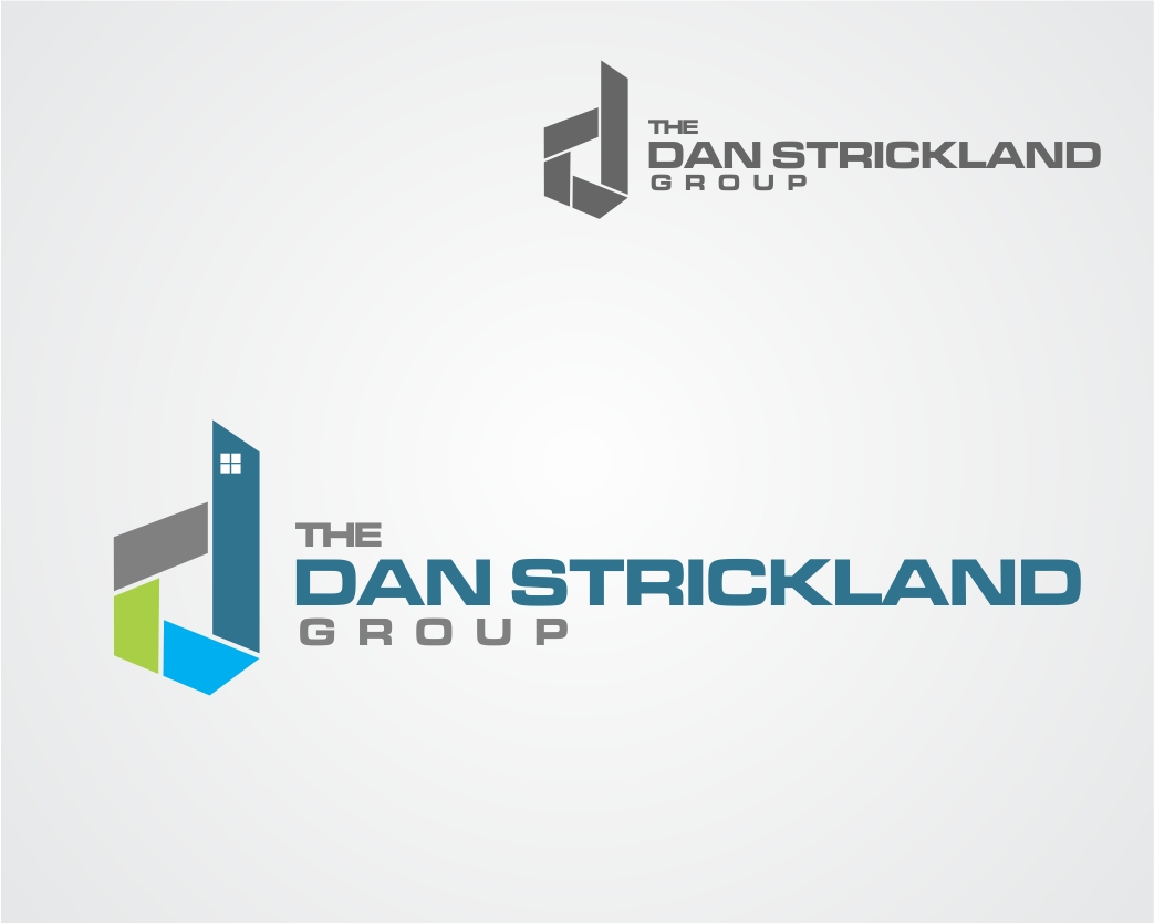Logo Design by Reivan Ferdinan - Entry No. 292 in the Logo Design Contest Creative Logo Design for The Dan Strickland Group.