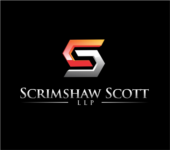 Logo Design by Reivan Ferdinan - Entry No. 41 in the Logo Design Contest Creative Logo Design for Scrimshaw Scott LLP.