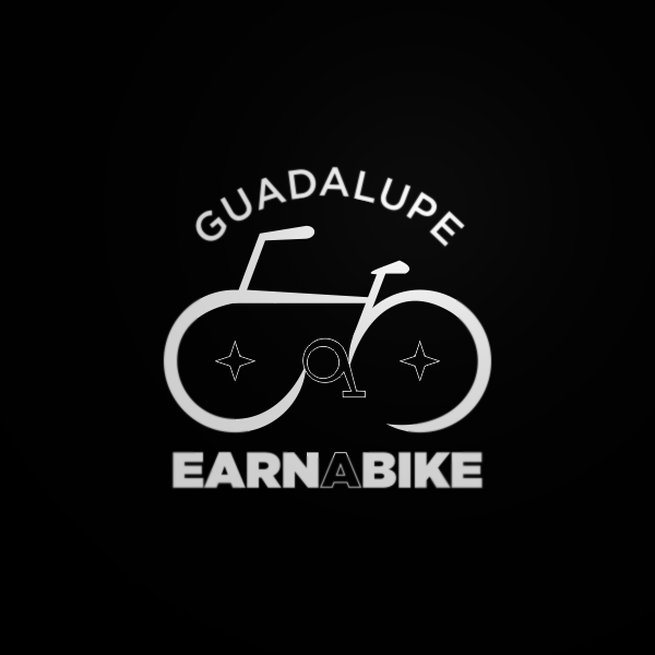 Logo Design by Private User - Entry No. 40 in the Logo Design Contest Inspiring Logo Design for Guadalupe Earn a Bike Coop..