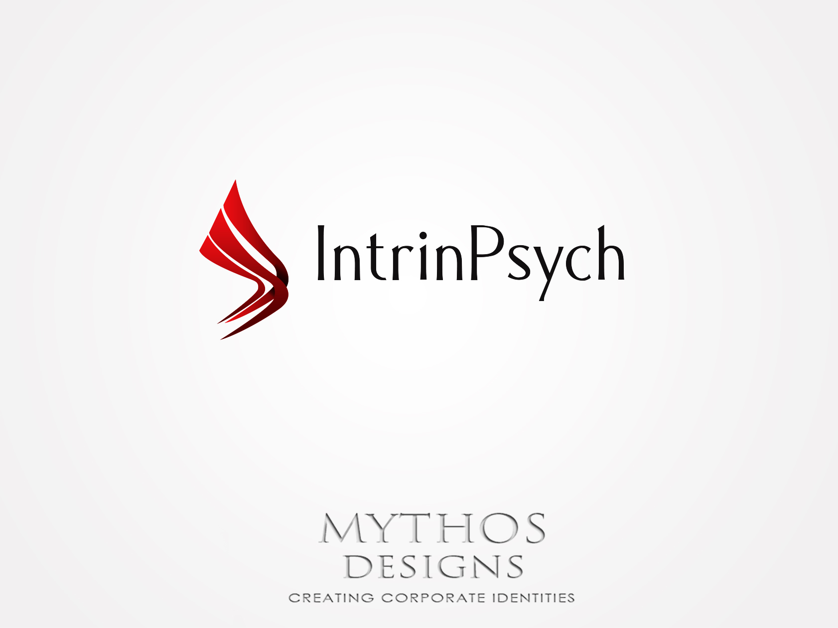 Logo Design by Mythos Designs - Entry No. 4 in the Logo Design Contest New Logo Design for IntrinPsych.