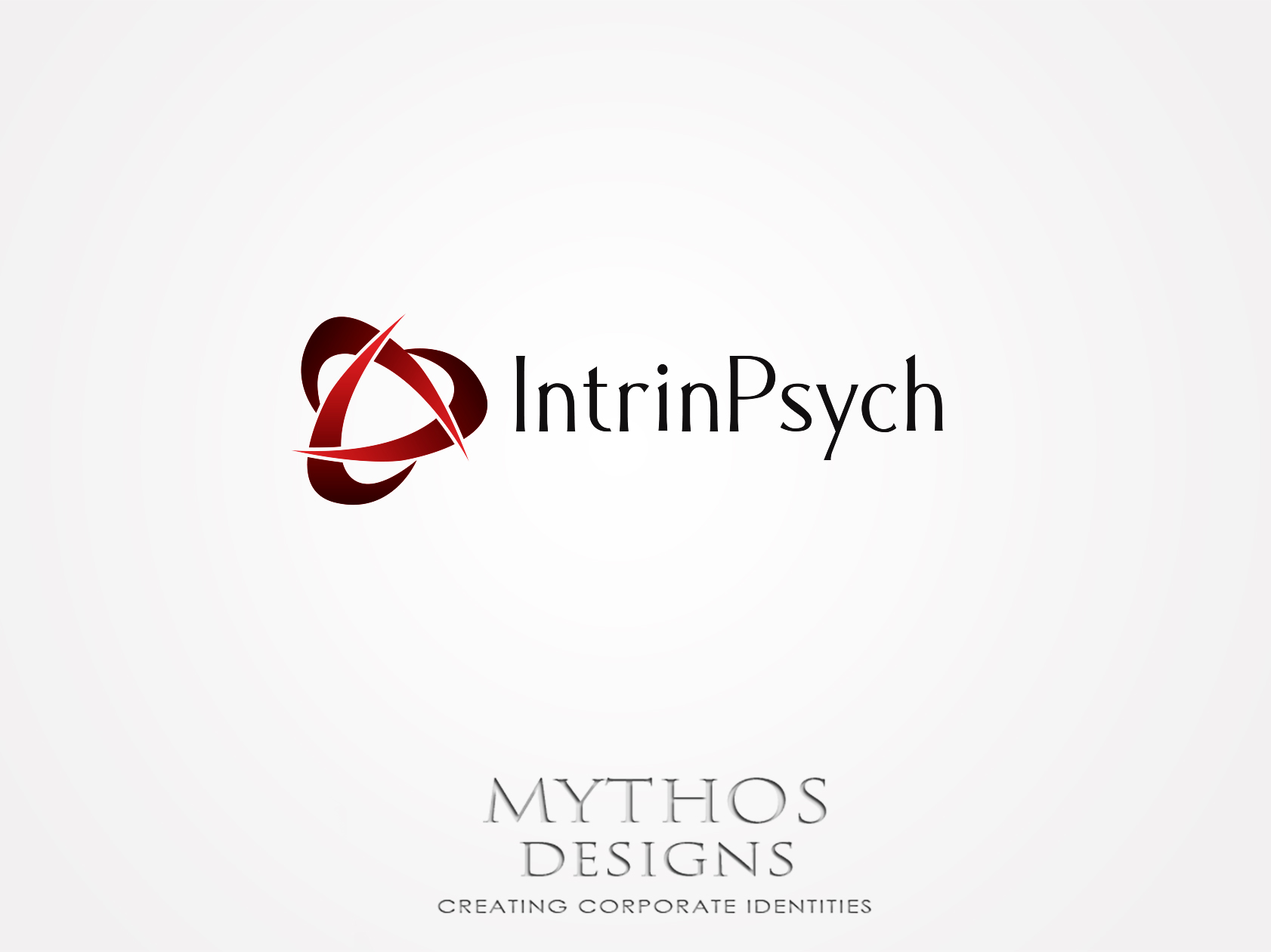 Logo Design by Mythos Designs - Entry No. 6 in the Logo Design Contest New Logo Design for IntrinPsych.