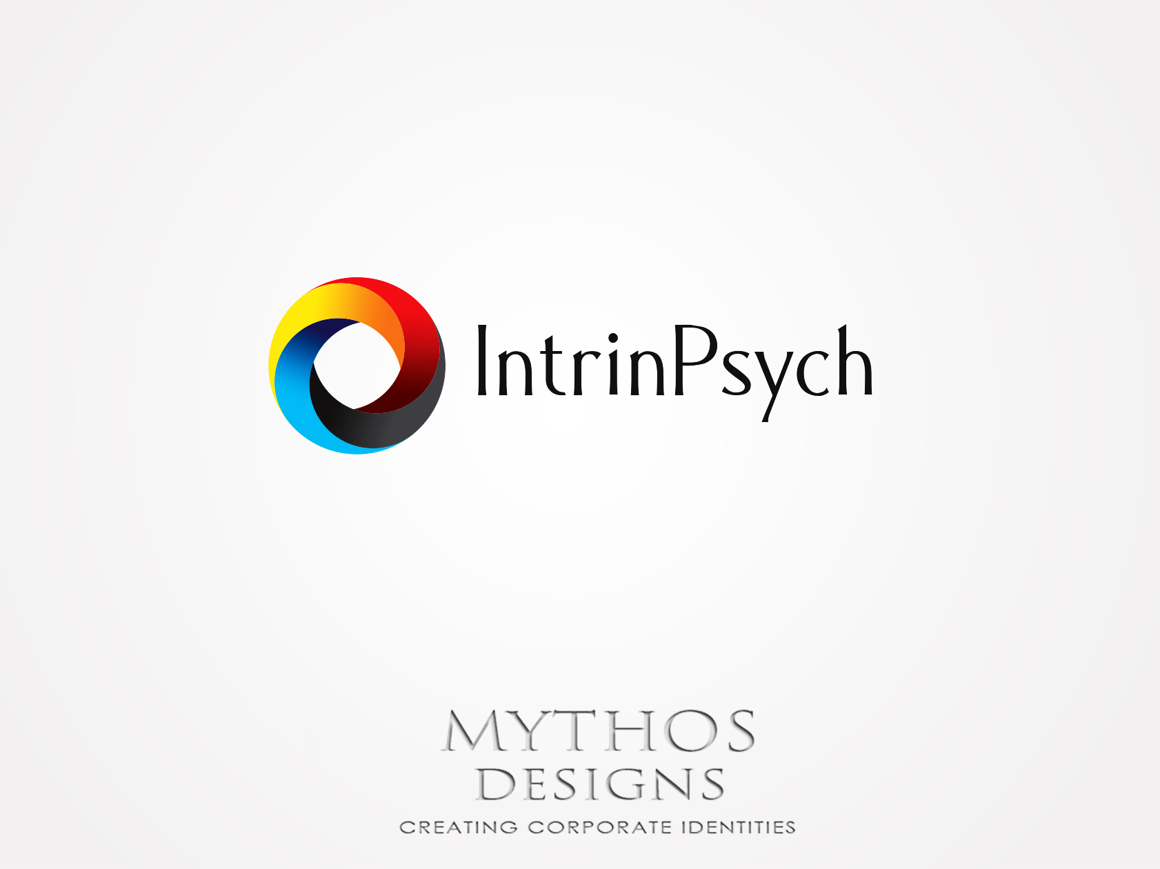 Logo Design by Mythos Designs - Entry No. 7 in the Logo Design Contest New Logo Design for IntrinPsych.