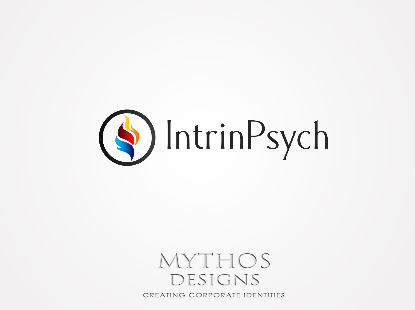 Logo Design by Mythos Designs - Entry No. 8 in the Logo Design Contest New Logo Design for IntrinPsych.