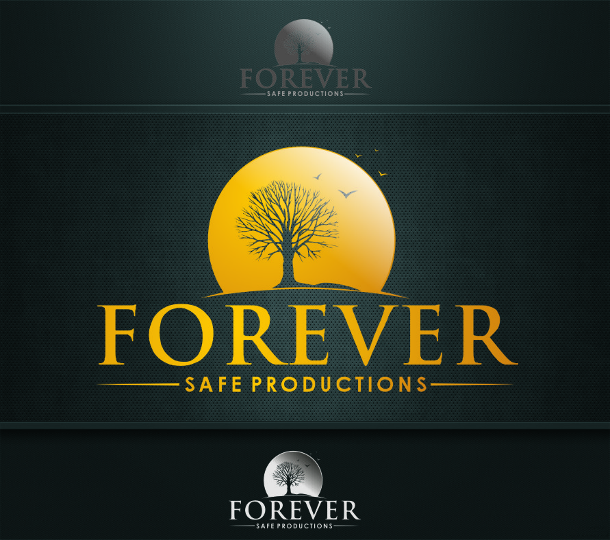 Logo Design by RasYa Muhammad Athaya - Entry No. 5 in the Logo Design Contest Inspiring Logo Design for Forever Safe Productions.