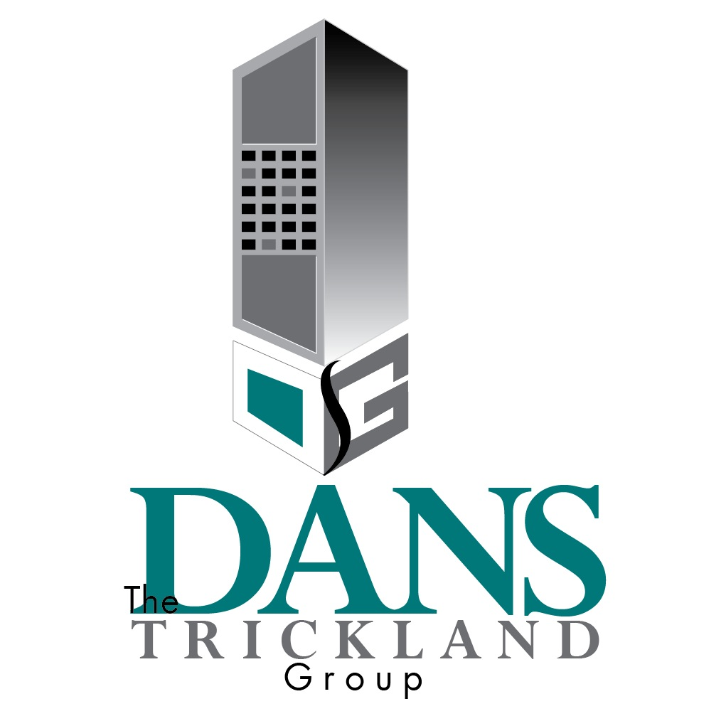 Logo Design by Waseem Haider - Entry No. 311 in the Logo Design Contest Creative Logo Design for The Dan Strickland Group.