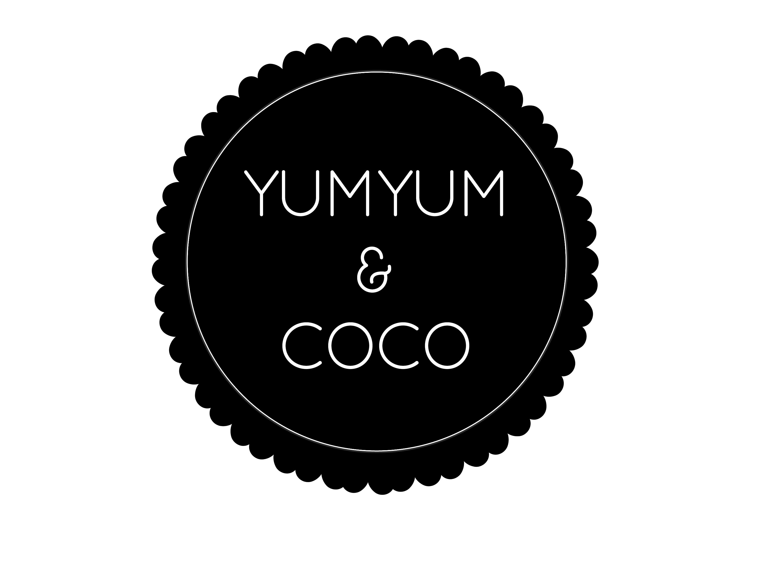 Logo Design by Private User - Entry No. 4 in the Logo Design Contest Logo Design for YumYum & CoCo.