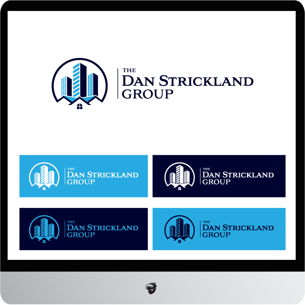 Logo Design by zesthar - Entry No. 319 in the Logo Design Contest Creative Logo Design for The Dan Strickland Group.