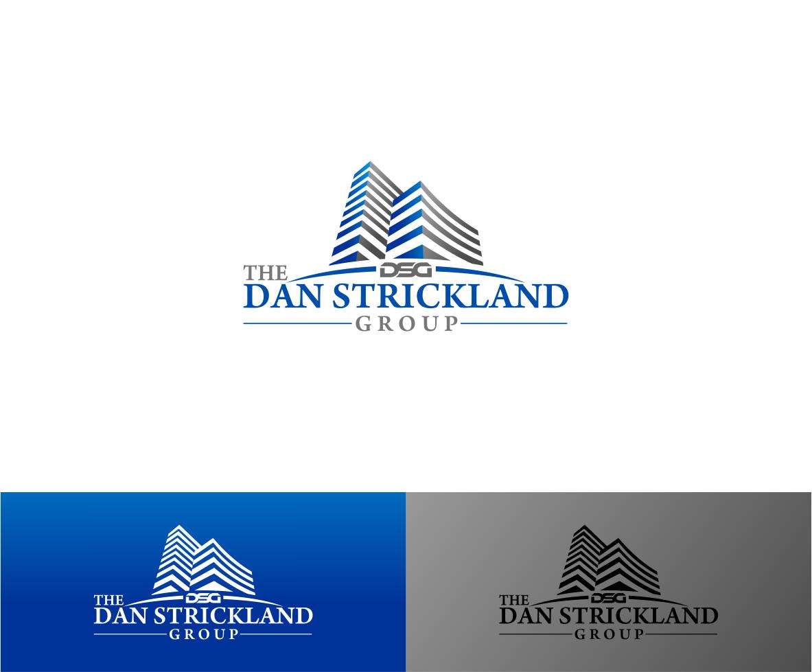 Logo Design by haidu - Entry No. 328 in the Logo Design Contest Creative Logo Design for The Dan Strickland Group.