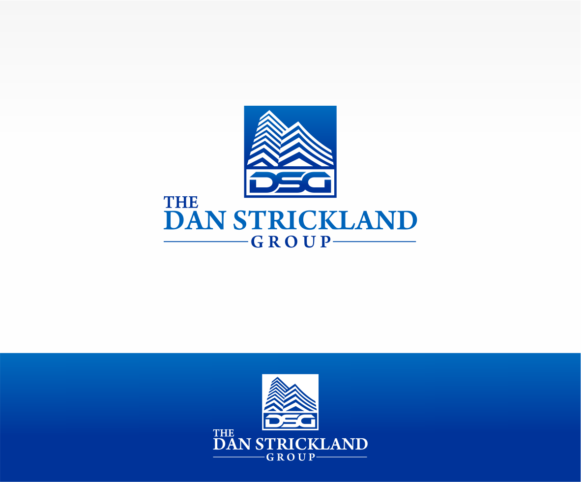 Logo Design by haidu - Entry No. 329 in the Logo Design Contest Creative Logo Design for The Dan Strickland Group.