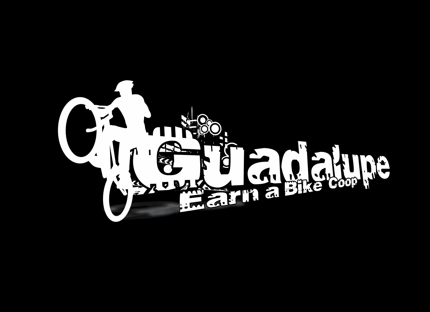 Logo Design by Zdravko Krulj - Entry No. 43 in the Logo Design Contest Inspiring Logo Design for Guadalupe Earn a Bike Coop..