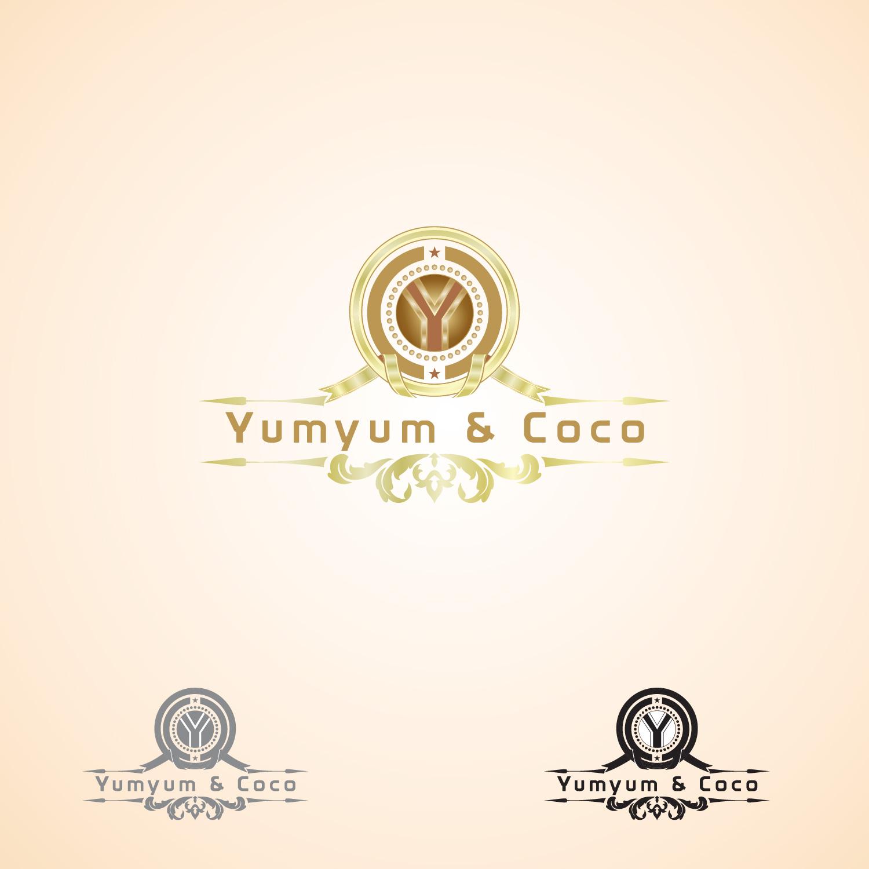 Logo Design by lagalag - Entry No. 7 in the Logo Design Contest Logo Design for YumYum & CoCo.