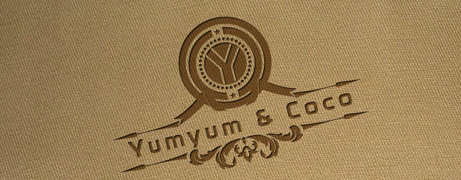 Logo Design by lagalag - Entry No. 8 in the Logo Design Contest Logo Design for YumYum & CoCo.