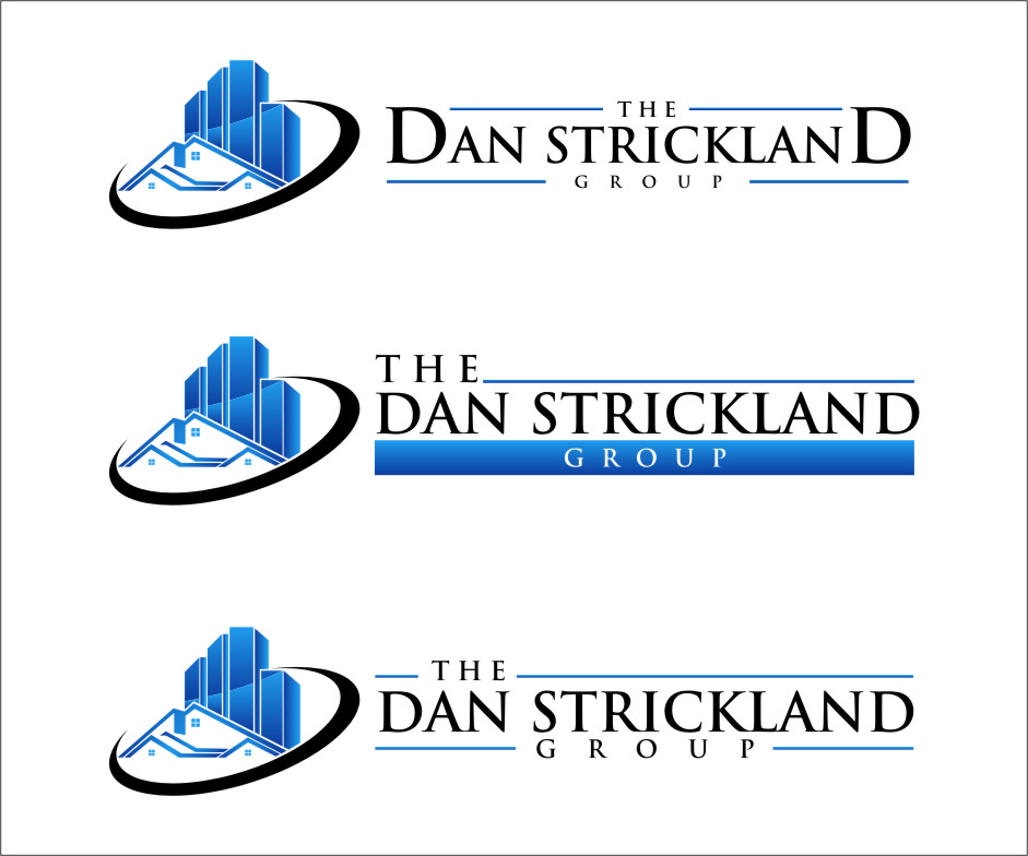 Logo Design by RasYa Muhammad Athaya - Entry No. 337 in the Logo Design Contest Creative Logo Design for The Dan Strickland Group.