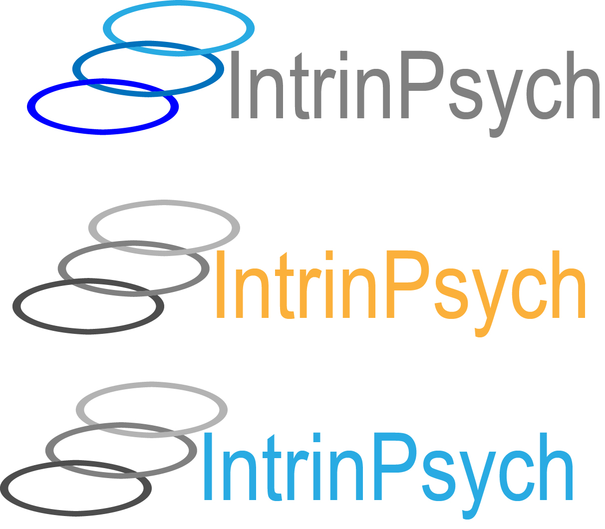 Logo Design by Jonathan Aclado - Entry No. 15 in the Logo Design Contest New Logo Design for IntrinPsych.