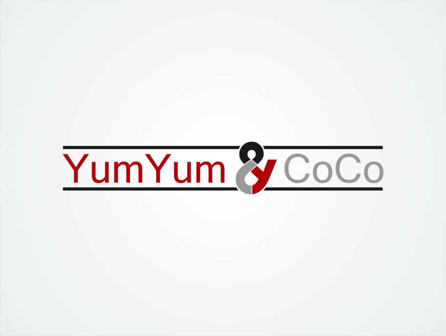 Logo Design by RasYa Muhammad Athaya - Entry No. 10 in the Logo Design Contest Logo Design for YumYum & CoCo.