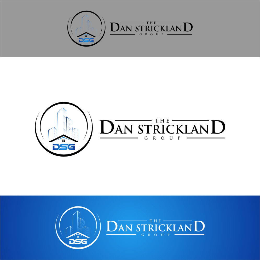 Logo Design by RoSyid Rono-Rene On Java - Entry No. 340 in the Logo Design Contest Creative Logo Design for The Dan Strickland Group.