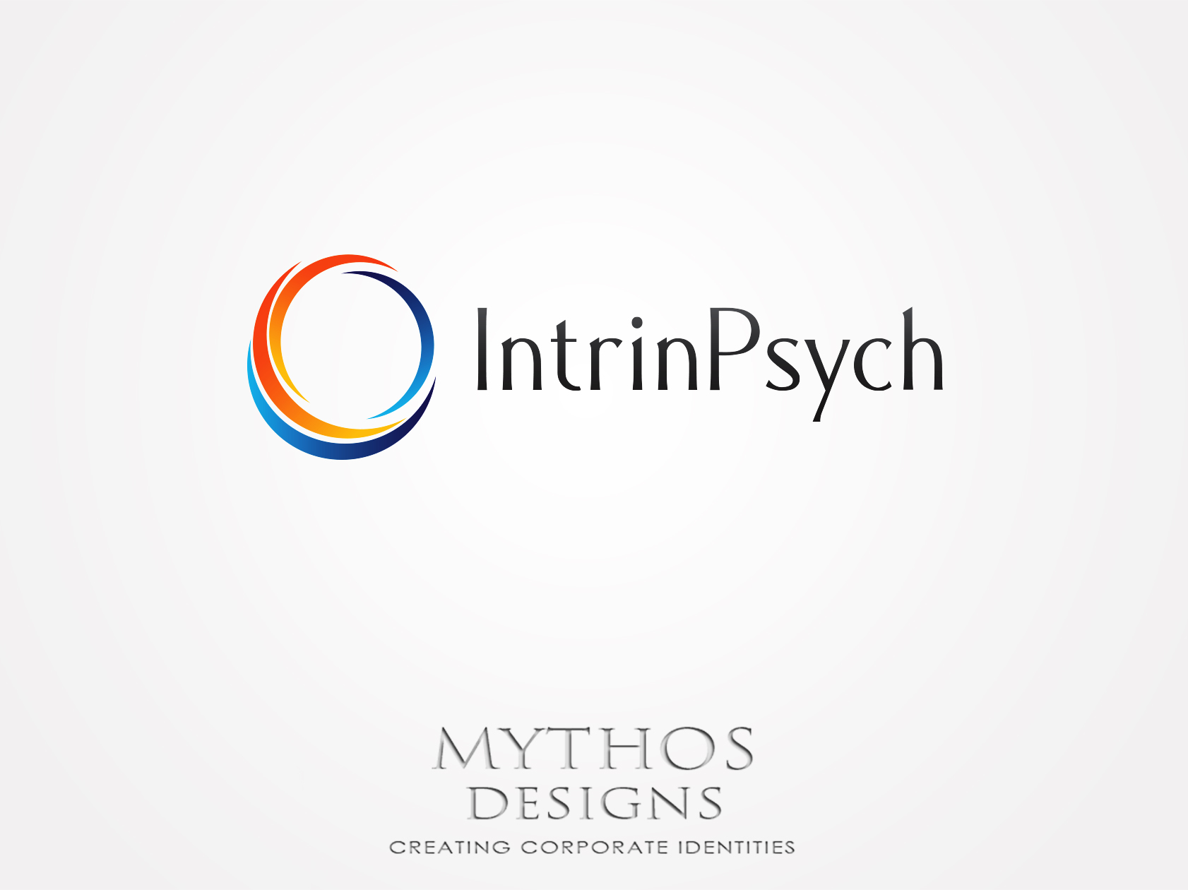 Logo Design by Mythos Designs - Entry No. 26 in the Logo Design Contest New Logo Design for IntrinPsych.
