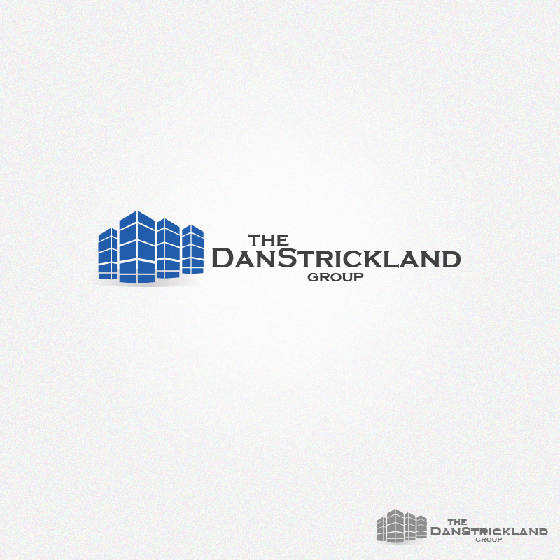 Logo Design by rockpinoy - Entry No. 342 in the Logo Design Contest Creative Logo Design for The Dan Strickland Group.