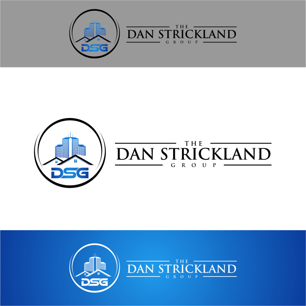 Logo Design by Ngepet_art - Entry No. 344 in the Logo Design Contest Creative Logo Design for The Dan Strickland Group.