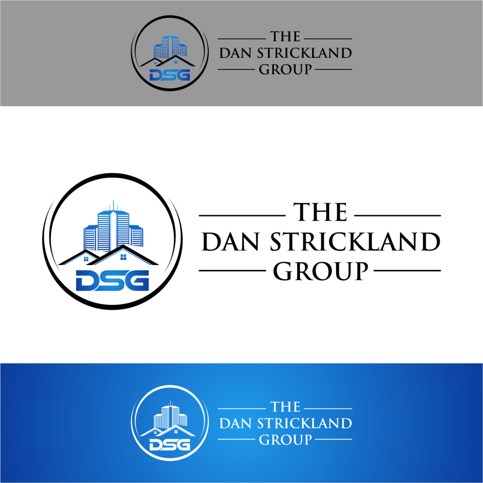 Logo Design by Ngepet_art - Entry No. 345 in the Logo Design Contest Creative Logo Design for The Dan Strickland Group.