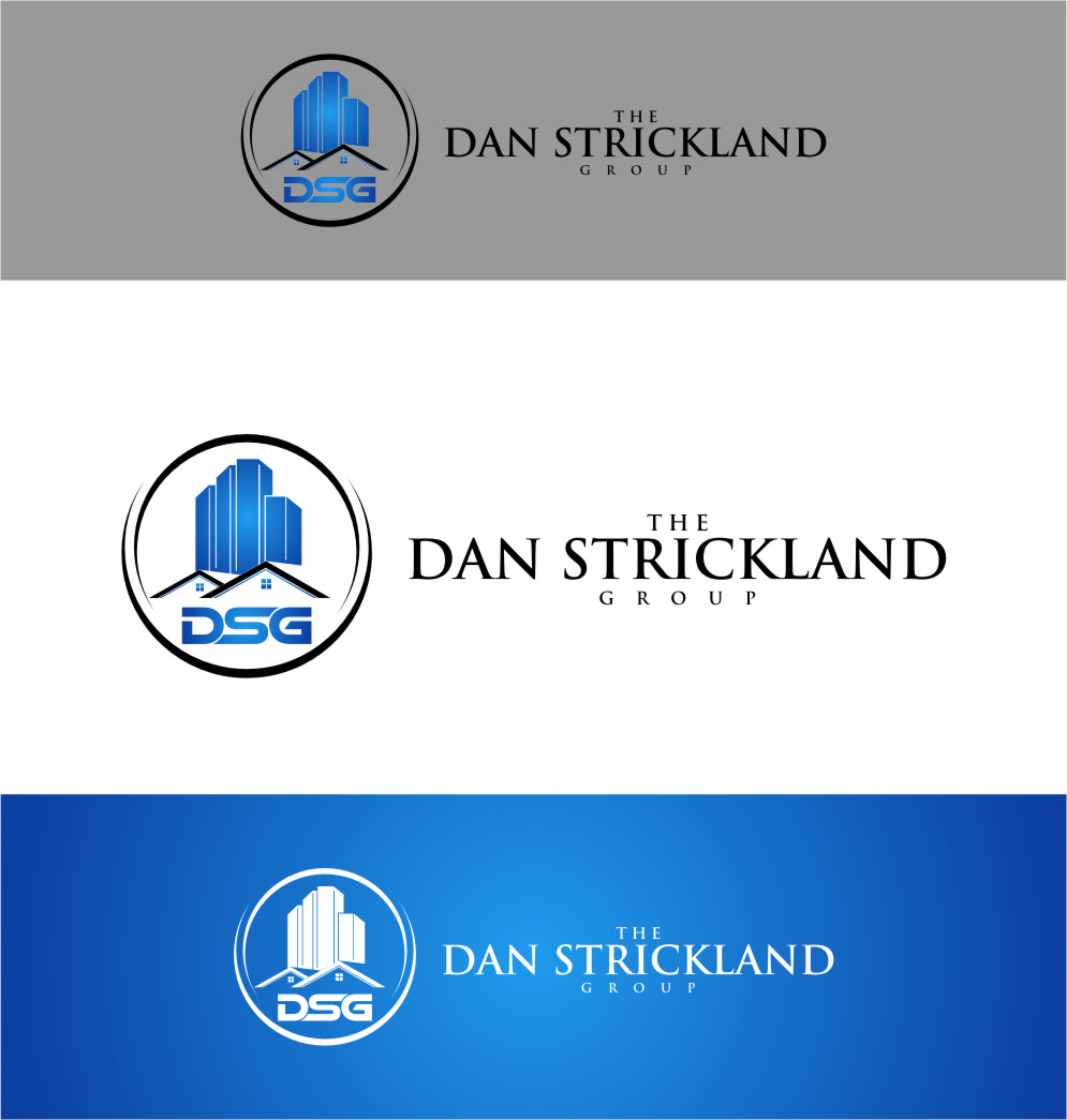 Logo Design by RasYa Muhammad Athaya - Entry No. 347 in the Logo Design Contest Creative Logo Design for The Dan Strickland Group.