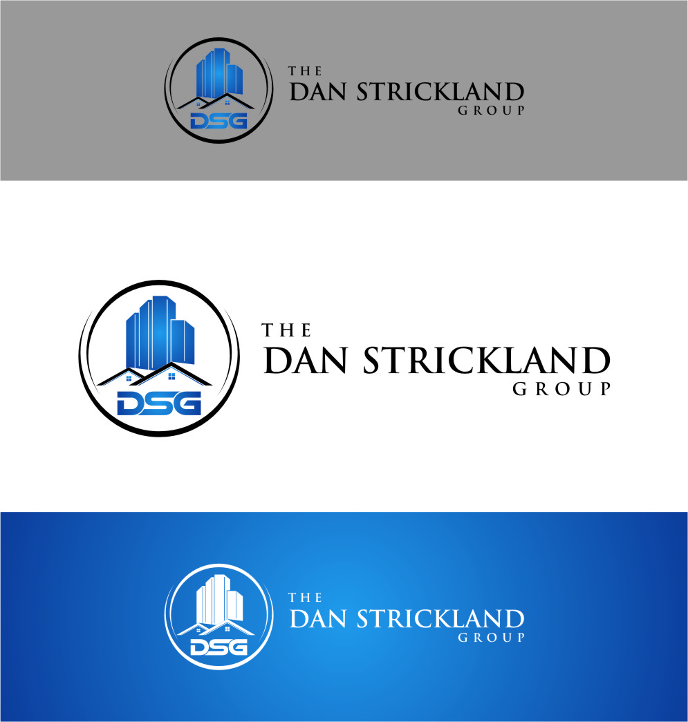 Logo Design by Ngepet_art - Entry No. 351 in the Logo Design Contest Creative Logo Design for The Dan Strickland Group.