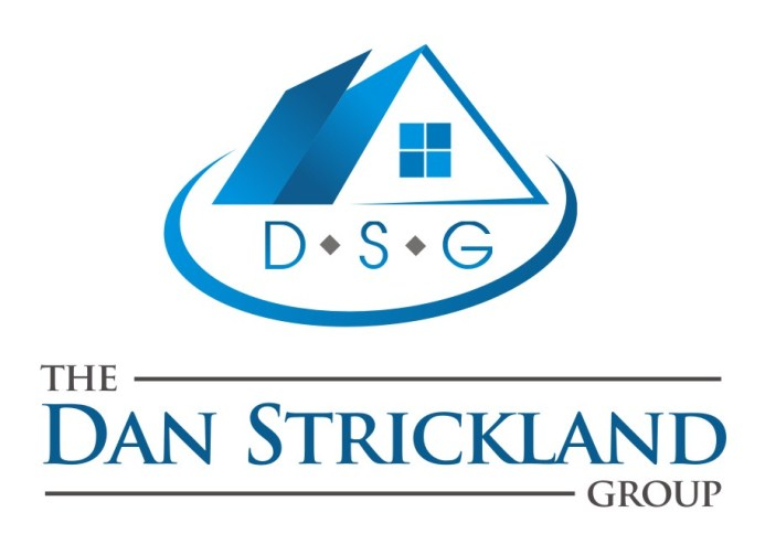 Logo Design by Arief Zuhud Romdhon - Entry No. 353 in the Logo Design Contest Creative Logo Design for The Dan Strickland Group.