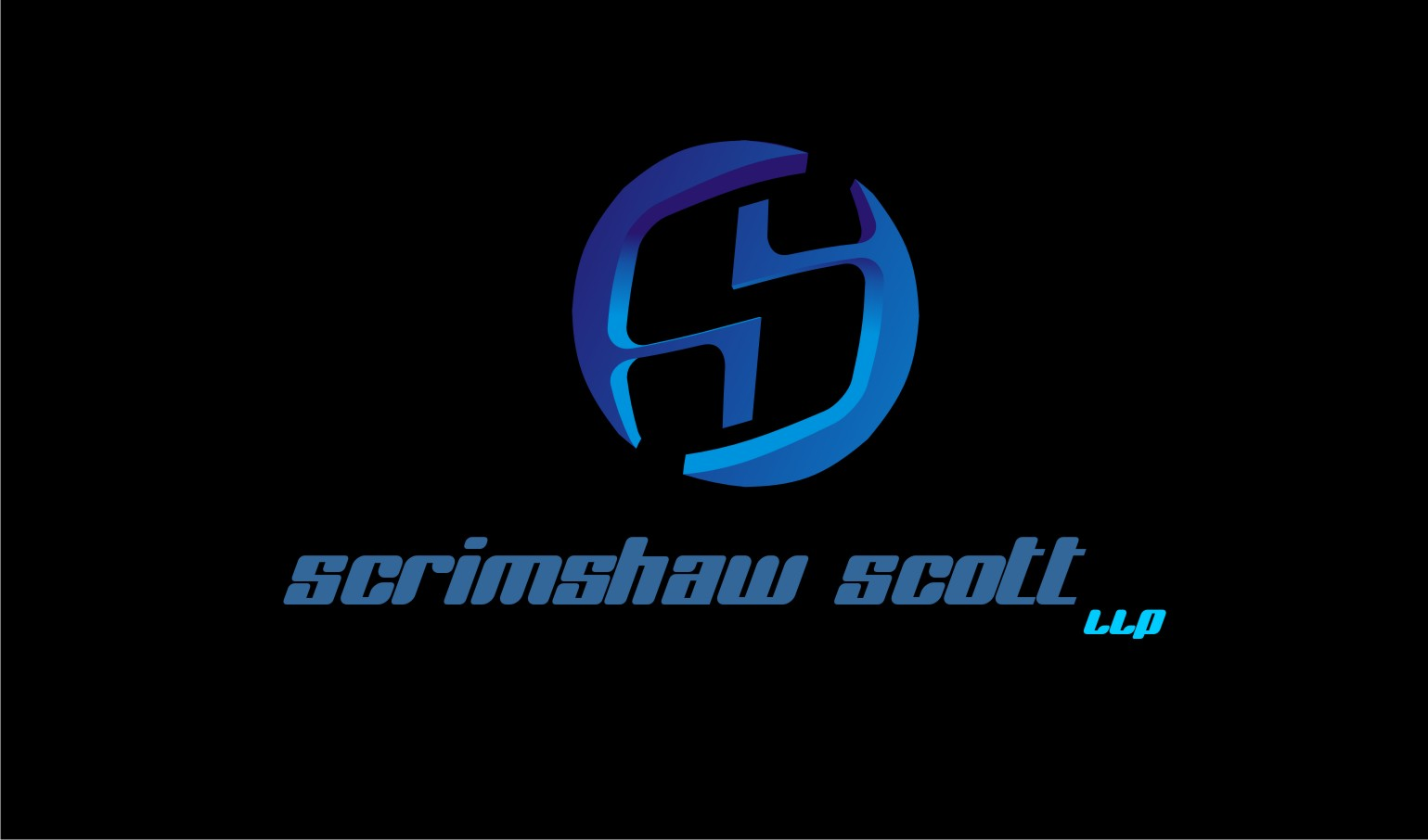Logo Design by Choirul Jcd - Entry No. 47 in the Logo Design Contest Creative Logo Design for Scrimshaw Scott LLP.