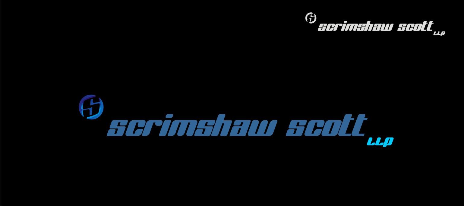 Logo Design by Choirul Jcd - Entry No. 48 in the Logo Design Contest Creative Logo Design for Scrimshaw Scott LLP.